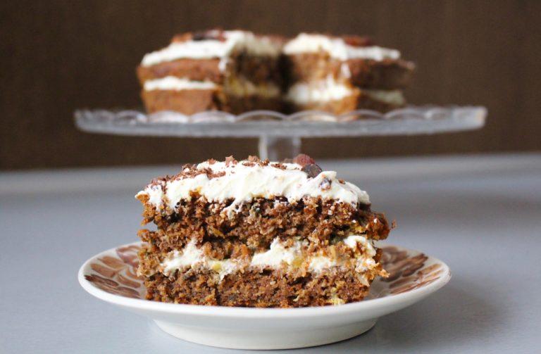 Czy ciasto marchewkowe kwestia smaku to prosty przepis?