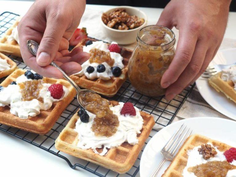 Gofry kwestia smaku – zróbmy przepyszne gofry w swoim domu