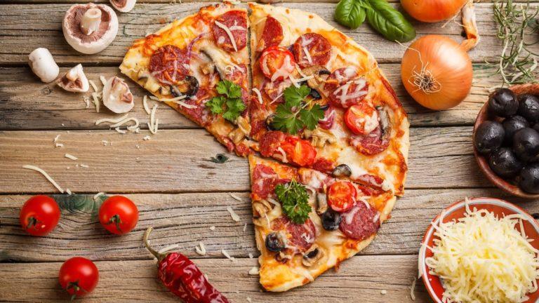 Pizza kwestia smaku może być lepsza, niż z najlepszej pizzerii