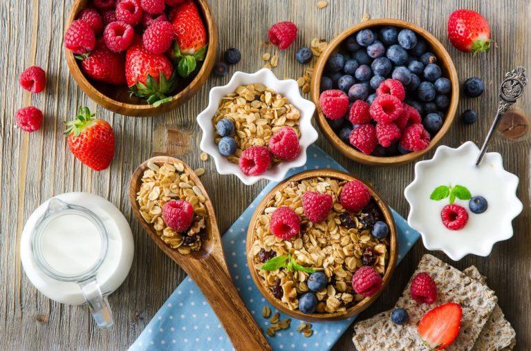 Dieta bogatoresztkowa – przepisy