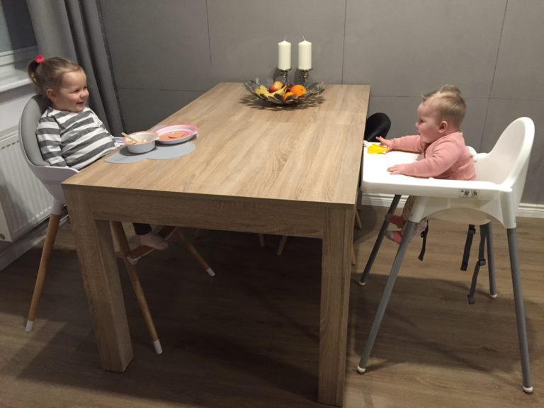 Krzesełko do karmienia Ikea – na co należy zwrócić uwagę?