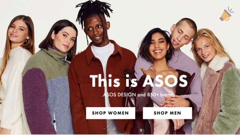 Sklep internetowy ASOS – opinie