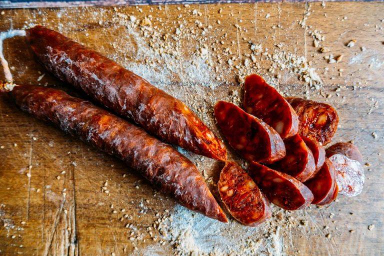 Kiełbasa chorizo – świetna kiełbaska hiszpańska